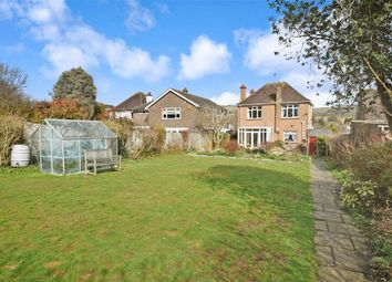 Thumbnail 3 bed detached house for sale in Findon Road, Findon Valley, West Sussex
