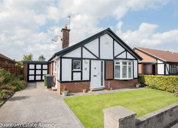 Thumbnail 2 bed detached bungalow to rent in Durlston Drive, Strensall, York
