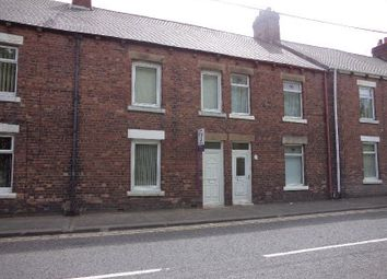 Thumbnail 3 bed terraced house to rent in Greylingstadt Terrace, Stanley