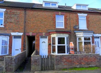 Thumbnail 4 bed terraced house for sale in Chestnut Terrace, Sutton Bridge, Spalding, Lincolnshire