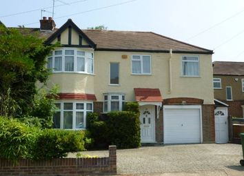 Thumbnail 4 bed semi-detached house to rent in Bell Close, Pinner