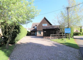 Thumbnail 4 bed detached house for sale in Dorton, Aylesbury