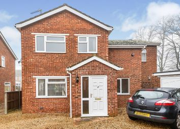 Thumbnail 4 bed detached house for sale in Shelduck Drive, Snettisham, King's Lynn