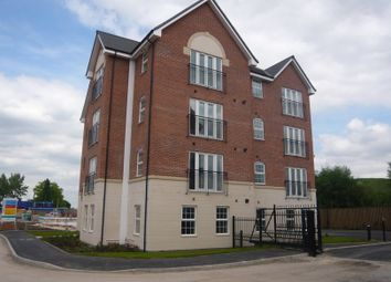 Thumbnail 2 bed flat to rent in 44 Priory Chase, Pontefract