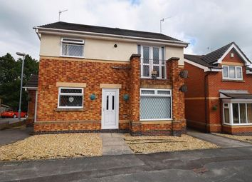 Thumbnail 2 bed flat for sale in Shakespeare Close, Milton, Stoke-On-Trent