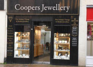 Thumbnail Retail premises for sale in Barnstaple, Devon