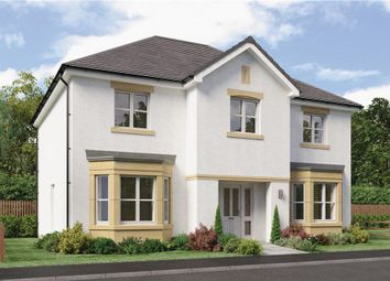 "Thumbnail 5 bed detached house for sale in ""Chichester"" at Springhill Road, Barrhead, Glasgow"