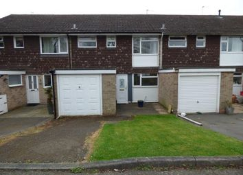 Thumbnail 3 bed terraced house for sale in Parklands Avenue, Leamington Spa, Warwickshire, England