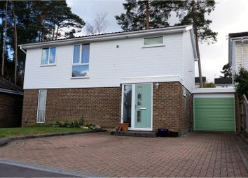 Thumbnail 3 bed detached house for sale in Qualitas, Bracknell