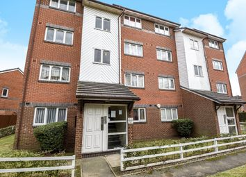 Thumbnail 1 bed flat for sale in Goodwin Close, London