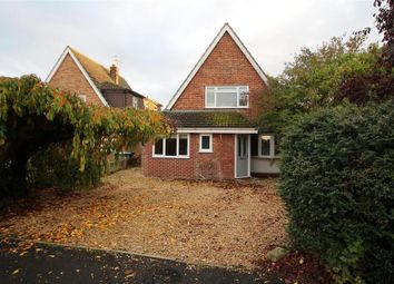 Thumbnail 3 bed detached house for sale in Church Lane, Sedgebrook, Grantham