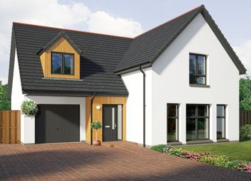 Thumbnail 4 bedroom detached house for sale in Linkwood Road, Elgin