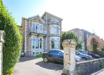 Thumbnail Maisonette for sale in Upper Belgrave Road, Clifton, Bristol