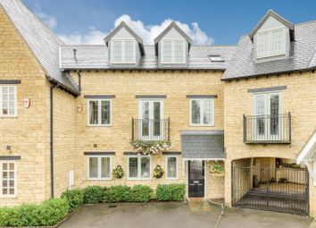 Thumbnail 4 bed town house for sale in Church Mews, Moulton, Northampton