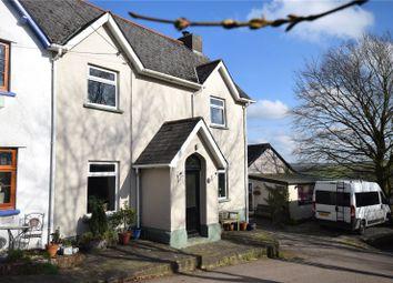 Thumbnail 4 bedroom semi-detached house for sale in Kingscott, Torrington