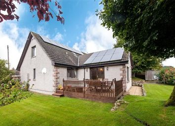 Thumbnail 4 bed detached house for sale in The Beeches, Kirktonhill Road, Marykirk, Laurencekirk