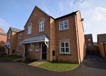 Thumbnail 3 bedroom semi-detached house for sale in Lindleys Lane, Kirkby-In-Ashfield, Nottingham