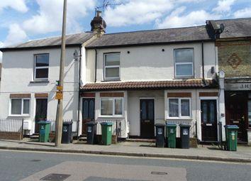 Thumbnail 1 bedroom maisonette to rent in Leavesden Road, Watford