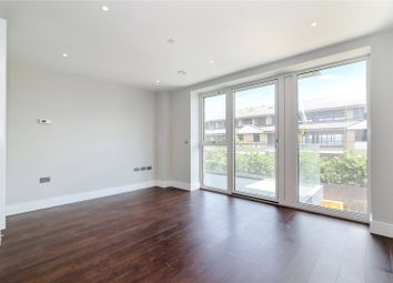 Thumbnail 1 bed flat for sale in Greenview Court, Merrick Road, Southall, London