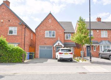 Thumbnail 4 bed detached house to rent in Barlow Road, West Timperley, Timperley, Altrincham