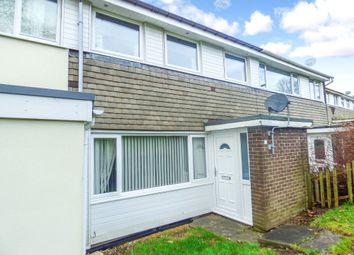 Thumbnail 2 bed terraced house for sale in Dunelm Walk, Leadgate, Consett