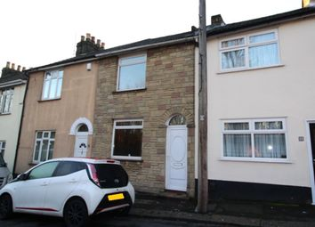 Thumbnail 2 bed terraced house for sale in Herman Terrace, Chatham