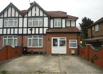 Thumbnail 4 bed semi-detached house for sale in Meadow Waye, Hounslow, Heston