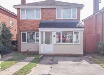 Thumbnail 4 bed detached house to rent in Arden Drive, Neston, Cheshire