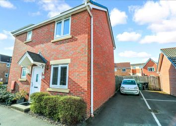 Thumbnail 2 bed flat for sale in Taurus Avenue, North Hykeham, Lincoln