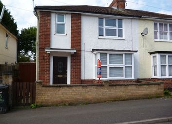 Thumbnail 3 bed detached house to rent in Melton Road North, Wellingborough