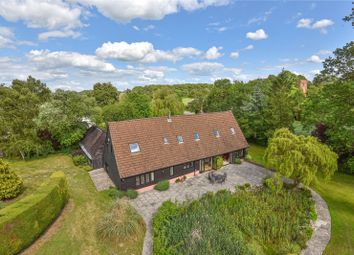 Thumbnail 5 bed detached house for sale in Cowlinge, Newmarket, Suffolk