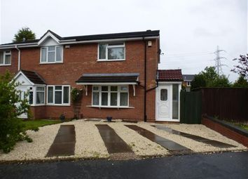 Thumbnail 3 bed semi-detached house for sale in Sefton Grove, Tipton