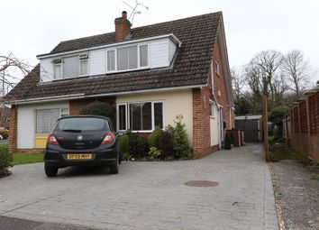 Thumbnail 3 bed semi-detached house for sale in Plymouth Avenue, Woodley, Reading
