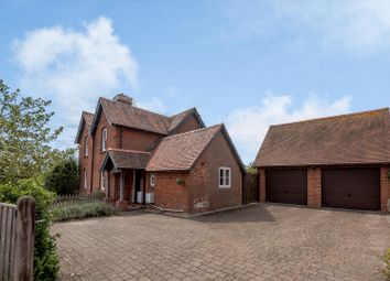 Overton, Basingstoke, Hampshire RG25. 4 bed detached house