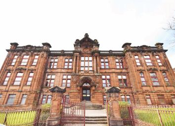 Thumbnail 2 bed flat for sale in 33 Academy Apartments, Elmbank Avenue, Kilmarnock