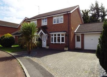 Thumbnail 4 bed detached house to rent in Bowmans Close, Northampton