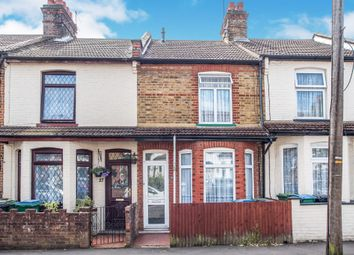 Thumbnail 3 bed terraced house for sale in Diamond Road, Watford