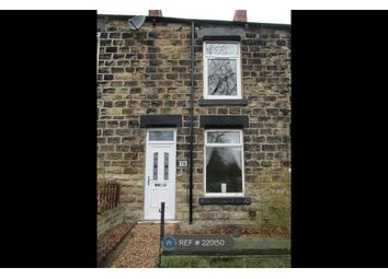 Thumbnail 2 bed terraced house to rent in Main Street, Barnsley