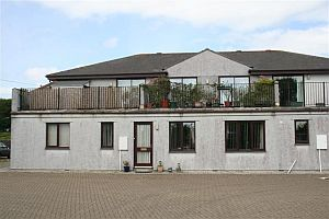 Thumbnail 2 bed flat to rent in Nomansland, Widegates, Looe