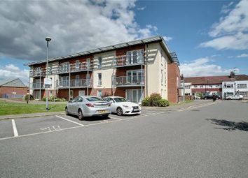 Thumbnail 2 bed flat to rent in Guinevere Court, King George Crescent, Wembley