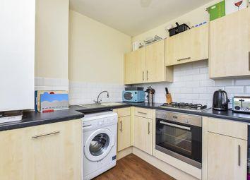 Thumbnail 3 bedroom flat to rent in Schubert Road, London