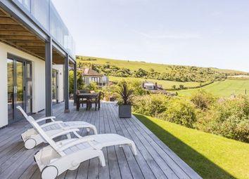 Thumbnail 3 bed detached house for sale in Glebe Estate, Studland, Dorset