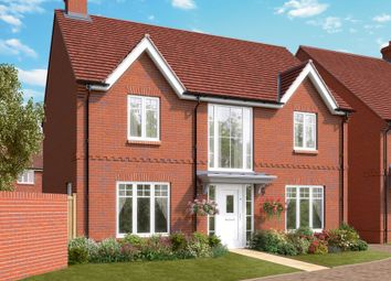 Thumbnail 4 bed detached house for sale in Winchester Road, Botley