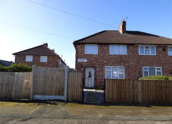 Thumbnail 3 bed end terrace house for sale in Scarisbrick Crescent, Liverpool, Merseyside