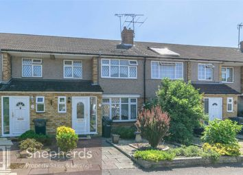 Thumbnail 3 bed terraced house for sale in Hanbury Close, Cheshunt, Hertfordshire