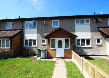 Thumbnail 3 bed terraced house for sale in Farmfield Drive, Prenton, Merseyside