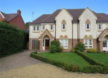 Thumbnail 5 bed semi-detached house for sale in Loxley Heights, 209 Banbury Road, Stratford-Upon-Avon, Warwickshire