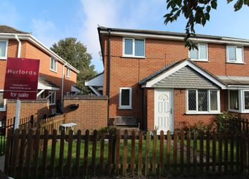 Thumbnail 2 bed end terrace house for sale in Willoughby Court, Uppingham, Oakham