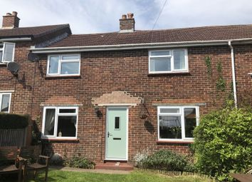 Thumbnail 3 bed terraced house for sale in Severn View Road, Woolaston, Lydney