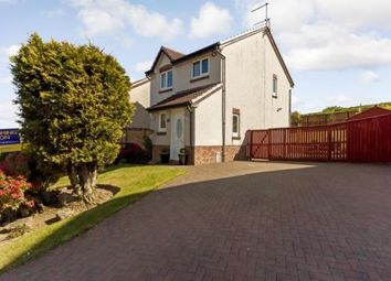 Thumbnail 3 bed detached house for sale in Springvale Drive, Paisley, Renfrewshire